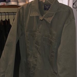 Abercrombie and Fitch Large Jacket